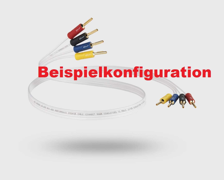 Beste Bestes Bi Kabel Lautsprecherkabel Galerie - Elektrische ...