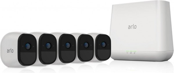 ARLO Pro HD Camera Set mit Akku, Sirene und Audioübertragung