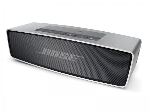 BOSE SoundLink Mini II, silber o. carbon
