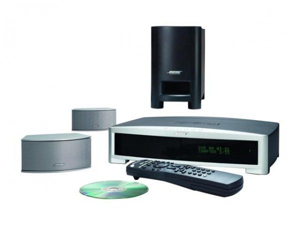 BOSE 3-2-1 GS Serie II DVD home entertainment system